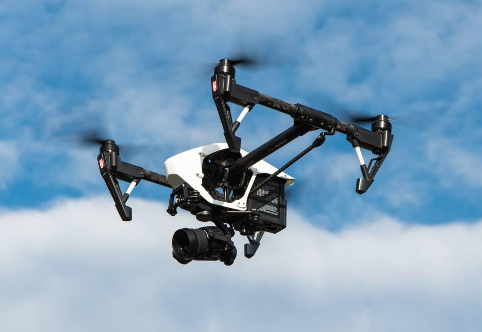 Drones: Los grandes aliados para la seguridad privada en el sector industrial
