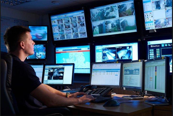¿Las centrales de monitoreo de cámaras y alarmas se están quedando obsoletas?